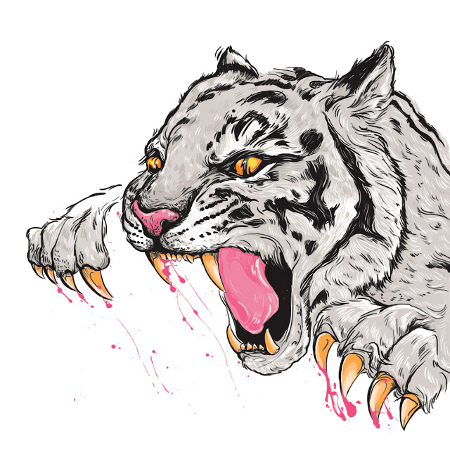 Dchirinciuc_tiger_illustration