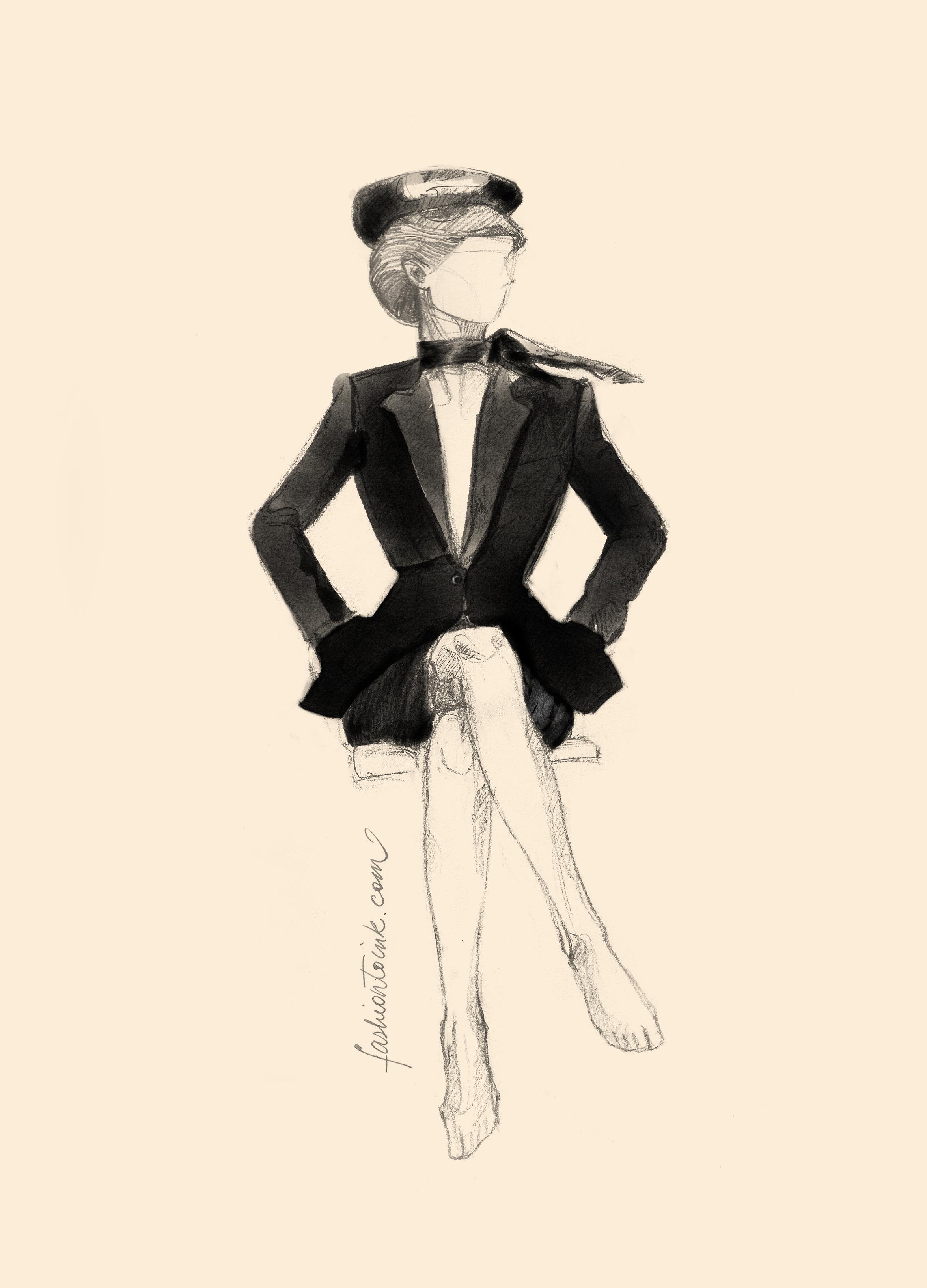 fashiontoink_Blacksuit